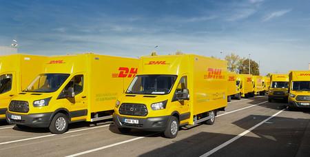 DHL se apunta al hidrógeno: incorporará cien furgonetas de reparto con pila de combustible a partir de 2020