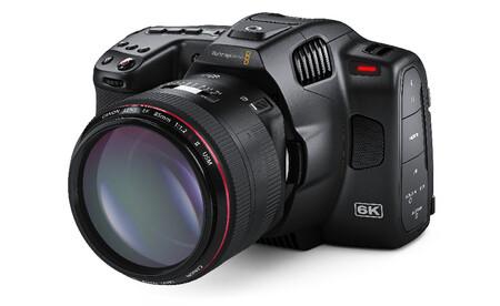 Blackmagic Pocket Cinema Camera 6k Pro Angle