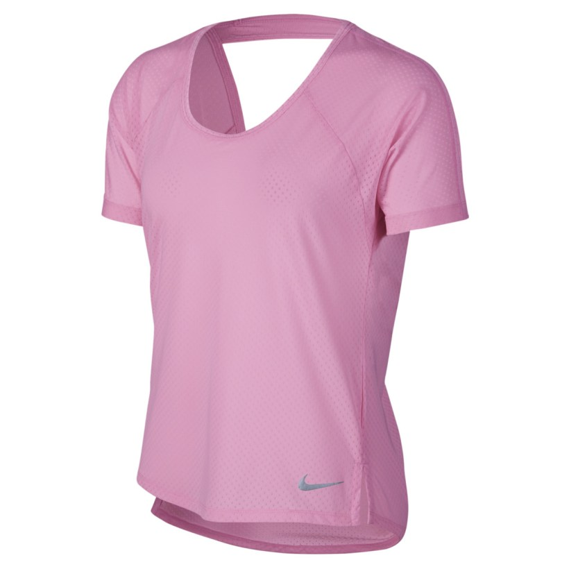 Camiseta de mujer Breathe Miler Nike