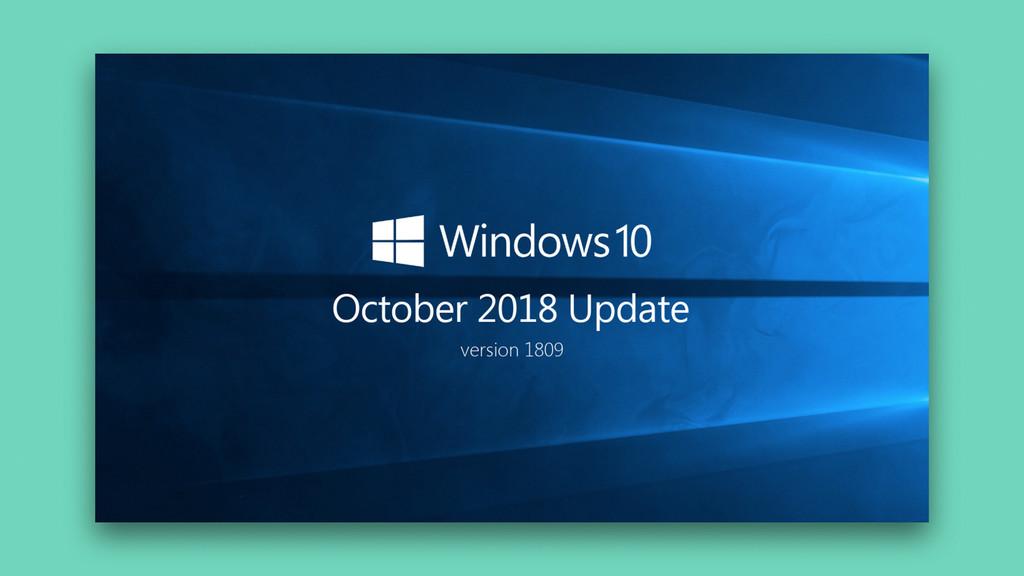 Cómo descargar la Windows 10 October 2018 Update