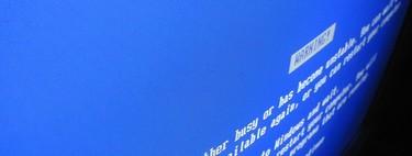 Un repaso a la historia de Windows a través de pantallazos azules de la muerte