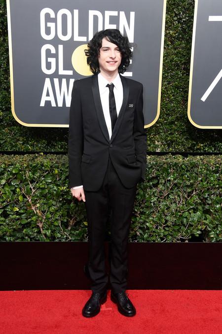Los Chicos De Stranger Things Vuelven A Convertirse En Iconos Para Los Golden Globes 2018 05