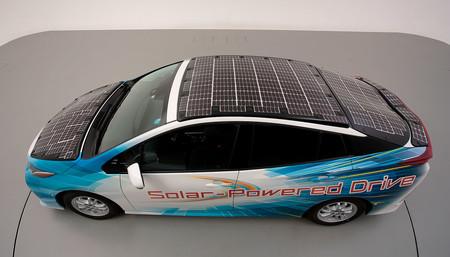 Toyota Priu Solar Prototipo