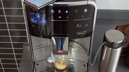 Melitta Cafeo Barista Ts Review Analisis Espanol Xataka Haciendo