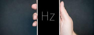 Qué son los hercios o Hz de una pantalla, una de las piedras angulares de los móviles 'gaming'