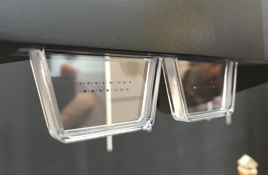 Letinar Concepto Gafas Realidad Aumentada