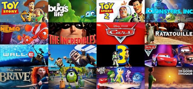 Pixar 30