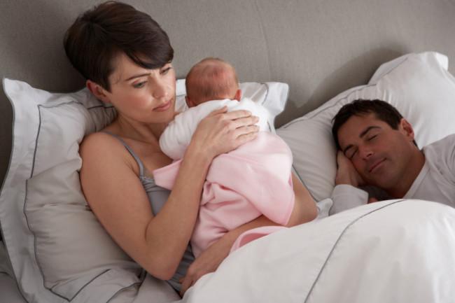 Sexualidad de pareja con hijos