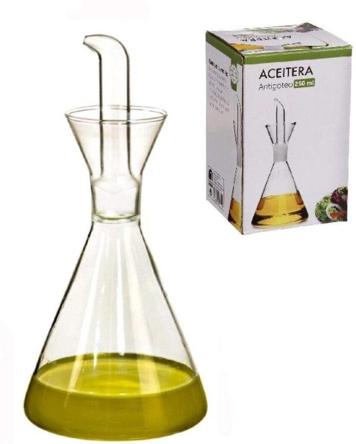 D'CASA anti-drip oiler