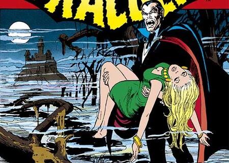 Dracula's Tomb Volume 1