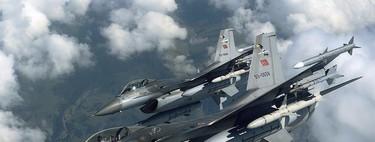 ¿Por qué los cielos están llenos de aviones militares de más de 40 años?