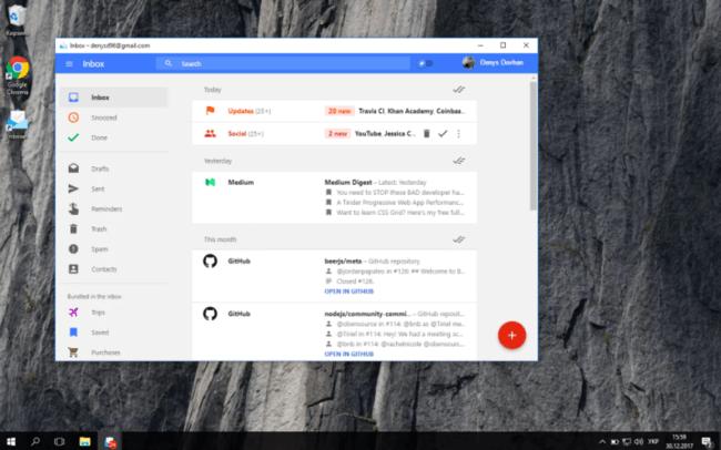 Inboxer Windows