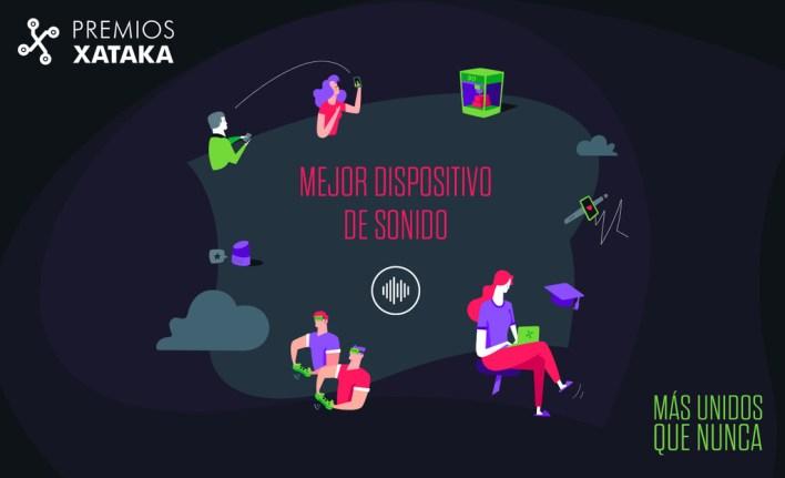 Mejor dispositivo de sonido: vota en los Premios Xataka 2020
