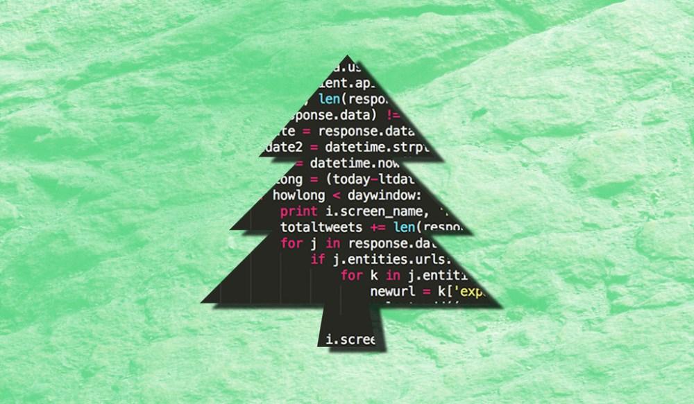 Menos chocolate y más código: calendarios de adviento para programadores y geeks
