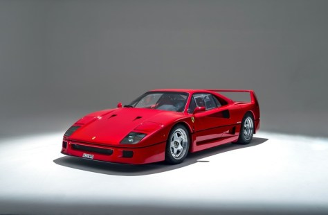 Ferrari F40 1989 1