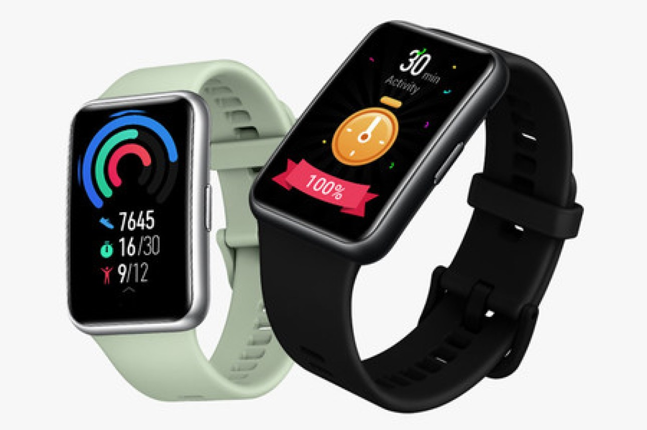 Huawei Watch Fit: el nuevo smartwatch con pantalla alargada, SpO2 y GPS por menos de 100 euros al cambio