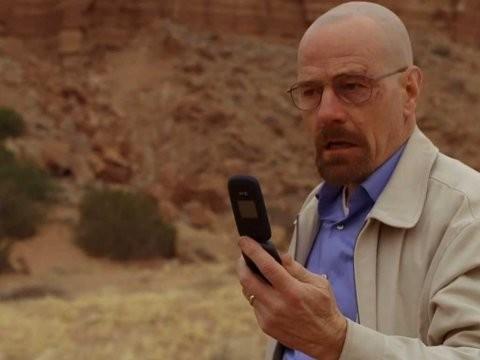 Breaking Bad Walt Phone