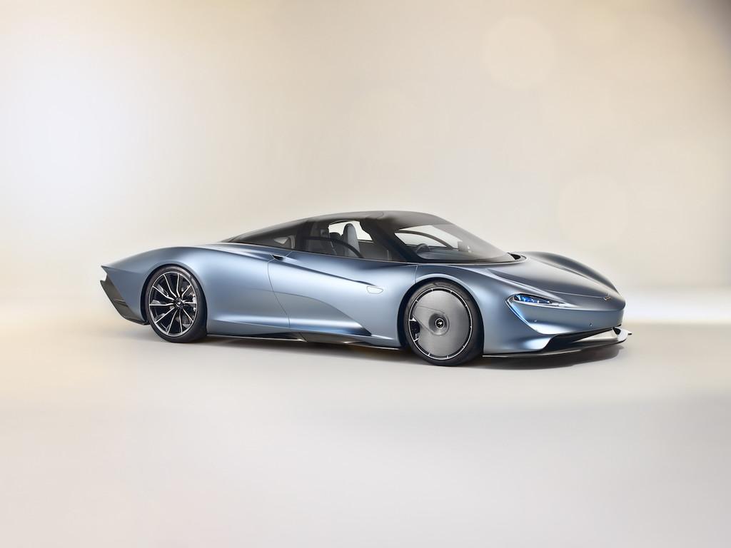 McLaren Speedtail, el nuevo híbrido hiperdeportivo es además el coche veloz en la historia de la compañía