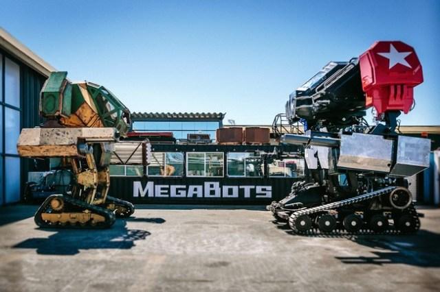 Megabots Eagle Prime Fighting Robot 5