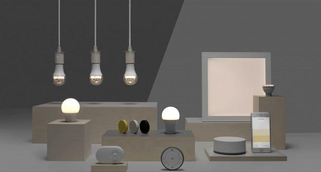 Ikea Smart Home Lighting