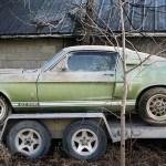 Encuentran Un Ford Mustang Shelby Gt500 1967 Que Estuvo Abandonado Por 40 Anos