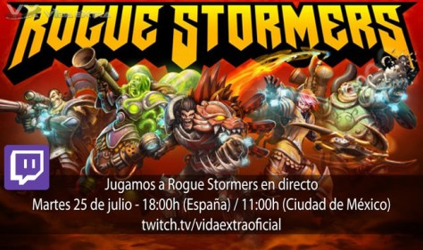 Rogue Stormers Directo