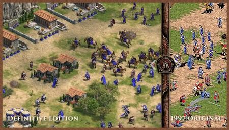 Cambios Age Of Empires
