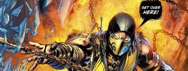 21 curiosidades, referencias y secretos de Mortal Kombat