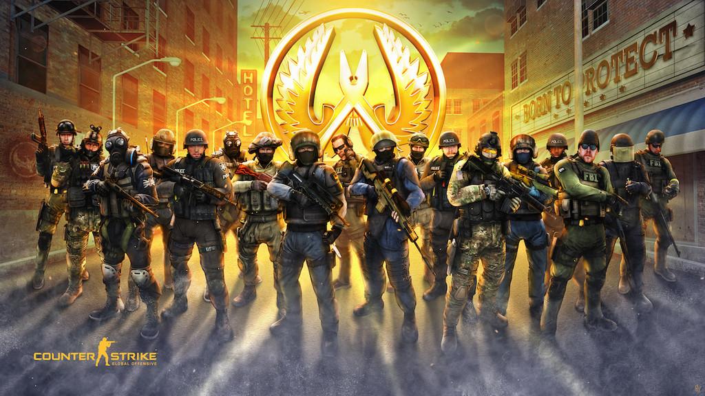 'Counter Strike: Global Offensive' se vuelve gratuito y se suma a la moda al estrena su modo 'Battle Royale'