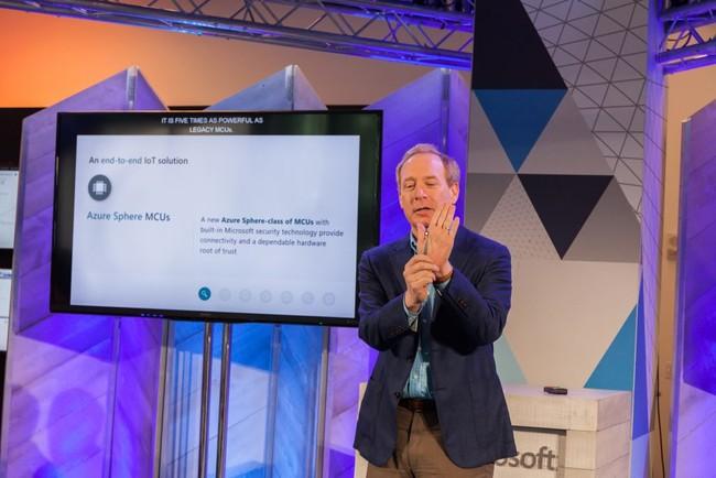 Permalink to Microsoft anuncia su primer sistema operativo basado en Linux para mejorar la seguridad del IoT