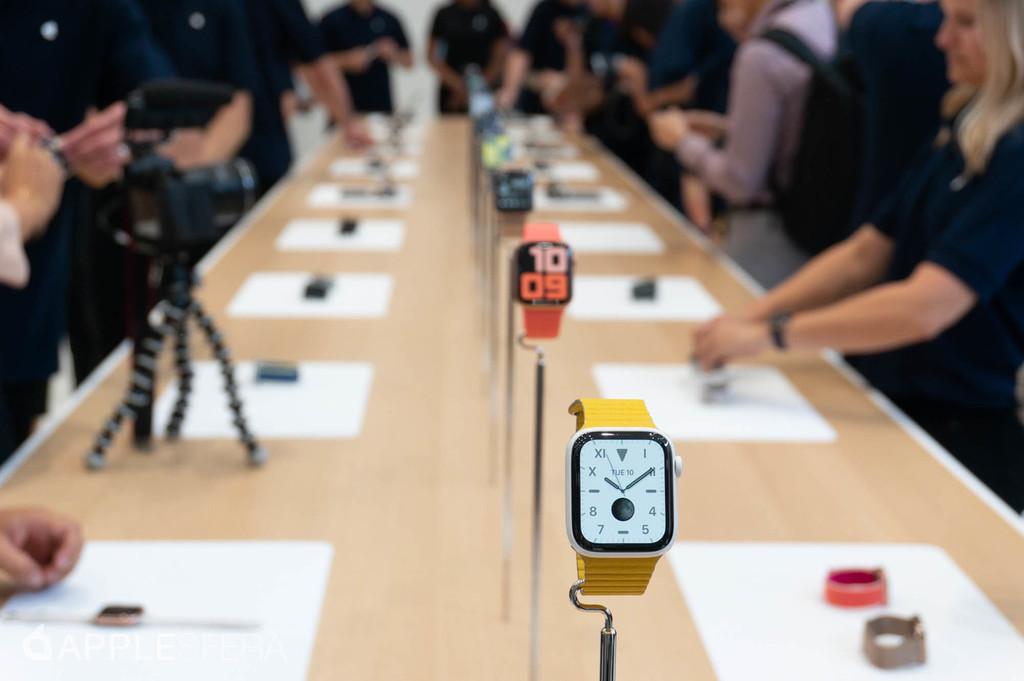 Nuevo Apple Watch Series 5 vs Apple Watch Series 3, así queda la gama de relojes de la manzana