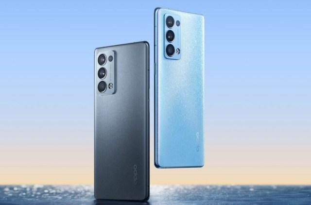 OPPO Reno6 Pro 5G: potencia elevada, carga ultra-rápida y pantalla AMOLED de 90 Hz para asaltar la gama alta