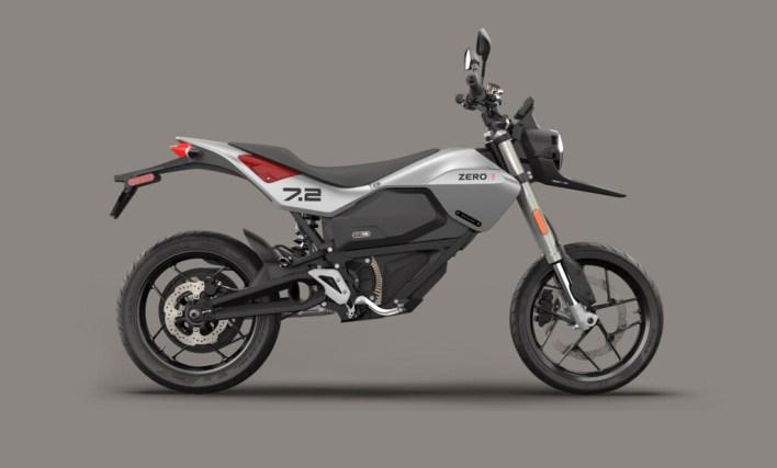 La Zero FXE se pasa al estilo supermotard: la nueva moto eléctrica del fabricante estrena estética y se venderá en España