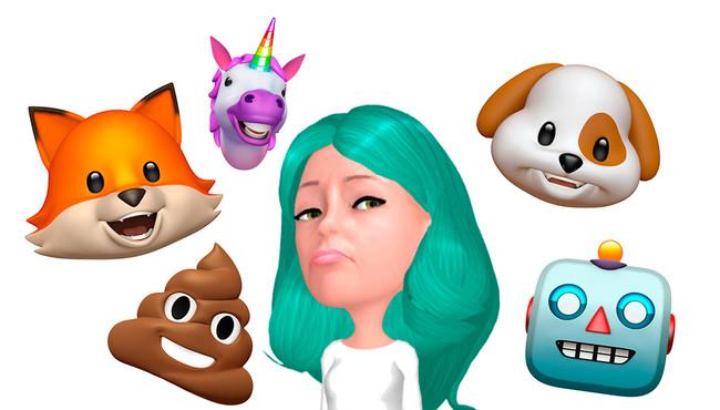 Ar Emojis Vs Animojis