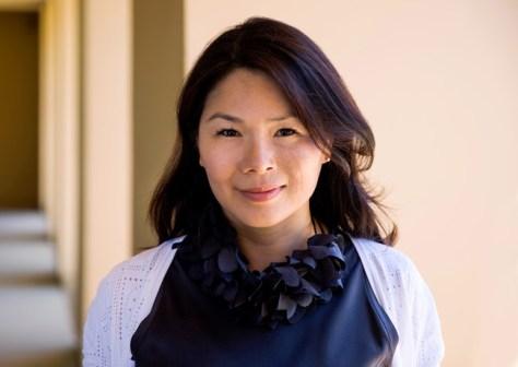 Isabel Ge Mahe Managing Director China Squashed