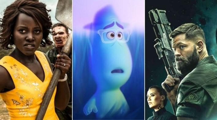Todos los estrenos en diciembre 2020 de Amazon, Filmin y Disney+: 'Soul', la temporada 5 de 'The Expanse', 'Little Monsters' y más