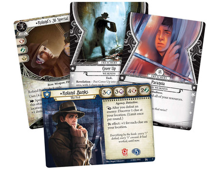 Arkham Horror Card Game 2