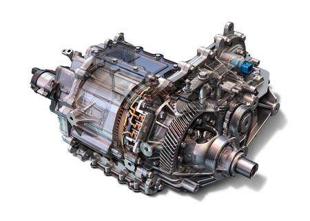 Motor Electrico Del Chevrolet Bolt