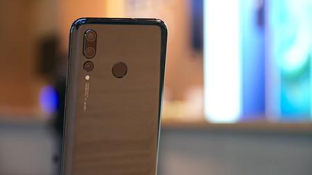 Back Huawei Nova 4