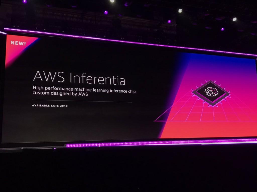 Con AWS Inferentia, Amazon® desembarca además en el comercio de los chips de inteligencia artificial