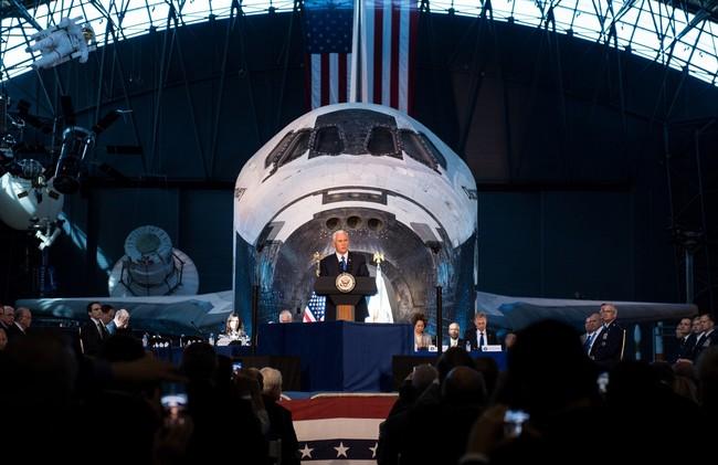 Permalink to Make the Moon great again: la administración Trump pone en marcha la misión de la NASA para volver a la Luna