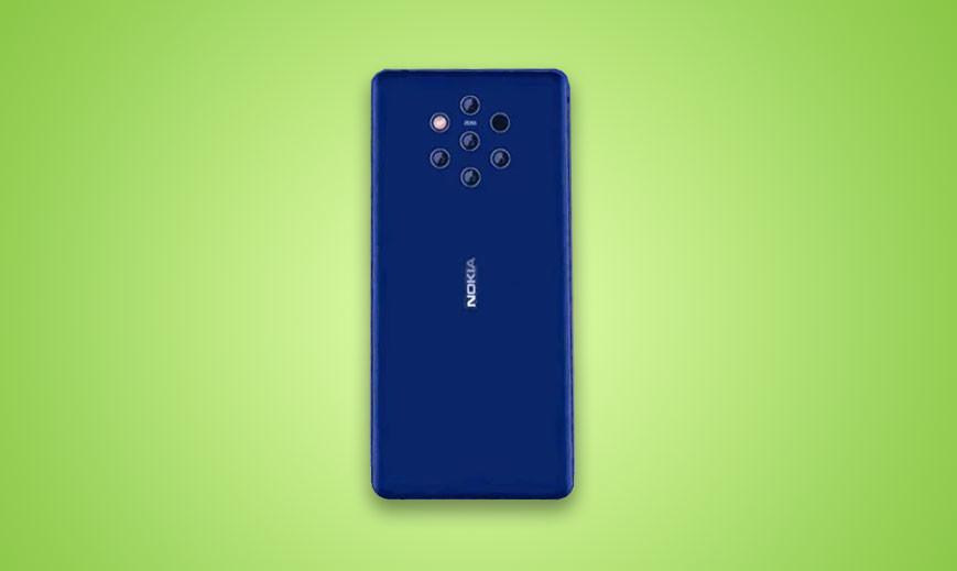 Ni 2 ni 3 cámaras traseras: hasta 5 cámaras llevará el Nokia® nueve segun las filtraciones