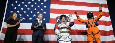 La NASA nos presenta sus nuevos trajes espaciales con los que buscará enviar nuevos astronautas a la Luna y Marte