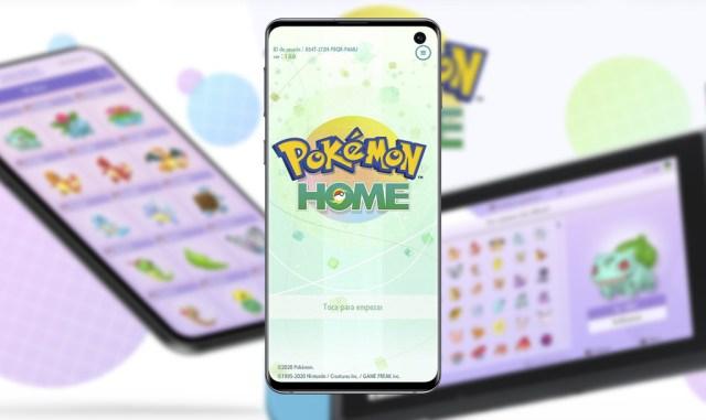 Probamos Pokémon Home: así podréis intercambiar Pokémon entre tu terminal y Nintendo℗ Switch o 3DS