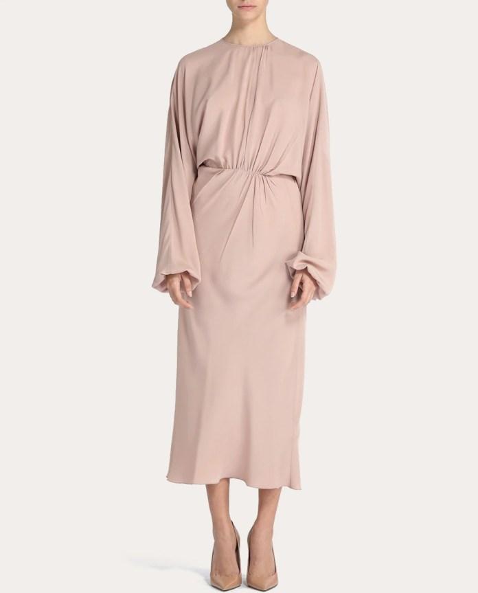 Ruched dress by Nº21