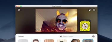 Snapchat lanza su aplicación de cámara en Windows y macOS, con integración con Twitch, YouTube y Skype