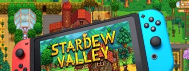 ¿Enganchado a Stardew Valley en Switch? Aquí llevas las siete razones de nuestra adicción