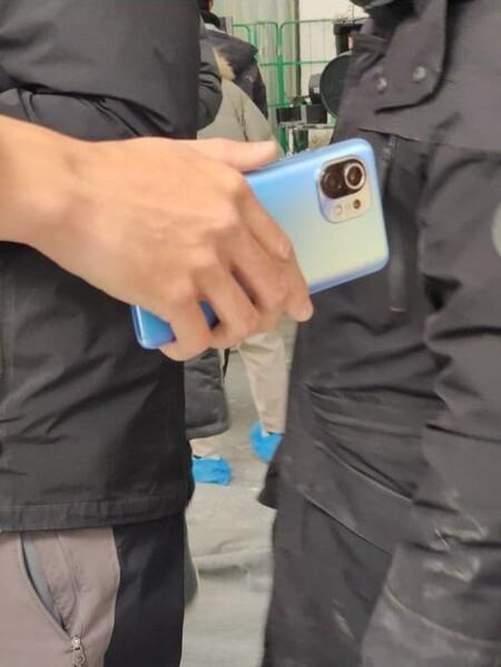 Xiaomi Mi 11 Diseno Camaras Filtracion
