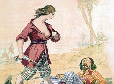 La historia de Mary Read, la mujer pirata más legendaria y temida de todos los tiempos