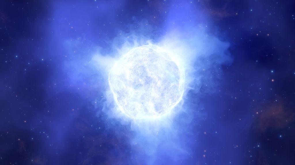 Una de las estrellas más luminosas que conocíamos ha desaparecido, los astrónomos no tiene claro por qué